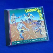 HOODOO GURUS: Mars Needs Guitars (ULTRA RARE Australian 1st Pressing MADE IN JAP