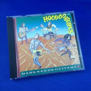 HOODOO GURUS: Mars Needs Guitars RARE Australian 1st Press MADE IN JAP CDBT7053