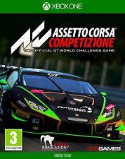 Assetto Corsa Competizione Xbox One NO KEY/CD/CODE 🔥5 sec Spedizione