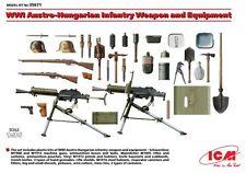 ICM 1/35 WWI austro-hongrois infanterie arme & équipement # 35671 *