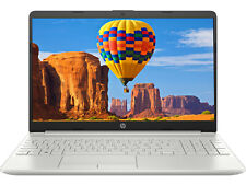"NEW HP 15.6"" HD Intel 10th Gen i3-1005G1 3.4GHz 4GB RAM 256GB SSD Win 10 Laptop"