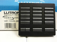 Lutron HomeWorks HRT-15S2RL-MN