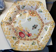 Spode Sumatra Mera Tray limited edition #210-butterfly and bird