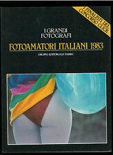 FOTOAMATORI ITALIANI 1983 - FABBRI EDITORI