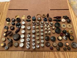 Nice  Lot of Vintage Audio Knobs  Tube Radio, TV, Amplifier, Receiver Mixed