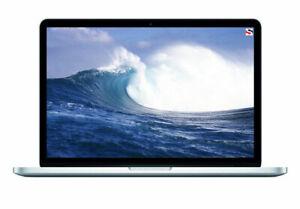 "Apple MacBook Pro Retina Core i7 2.6GHz 16GB 500GB SSD 15.4"" - OS X Big Sur !!"