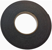 MAGNETIC TAPE FOR SECONDARY GLAZING  5m ROLL, FOR USE WITH STEEL TAPE