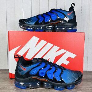 Nike Air Vapormax Plus Knicks Blue Black Crimson DO6679-001 Men's Size 7-14 RARE