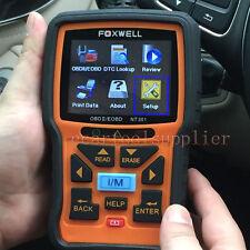Foxwell NT301 OBD2 CAN EOBD Scanner Diagnostique Voiture DTC Lecteur Code Tester