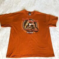 Harley-Davidson Men's Size XL True Canadian Edition T-Shirt 2007