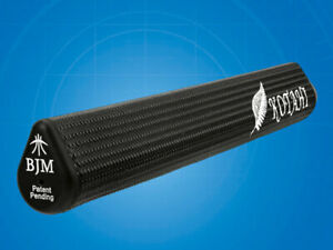 BJM Kotahi Standard 14 Inch Giant Silicone Putter Grip - Black As Used by Ernie!