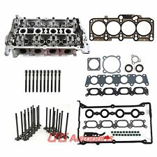Bare Cylinder Head, Gasket Set, Bolts, & Valves For 98-05 VW AUDI 1.8T Turbo 20V
