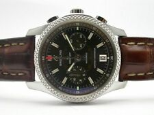 BREITLING BENTLEY MARK VI P 26362 STAINLESS STEEL MENS AUTOMATIC WATCH BROWN