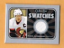 2006-07 OPC Daniel Alfredsson Jersey Ottawa Senators
