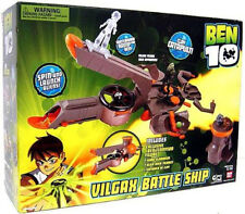 Cartoon Network Ben 10 Vilgax Large Battle Ship Playset toy & figures by Bandai