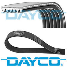 DAYCO V-RIBBED BELT 6 RIBS 1195MM AUXILIARY FAN DRIVE ALTERNATOR BELT 6DPK1195