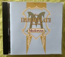 Madonna  - The Immaculate Collection cd 1990 best of compilation greatest hits
