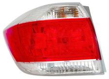 Tail Light Assembly Left Maxzone 312-19A7L-AC fits 2011 Toyota Highlander
