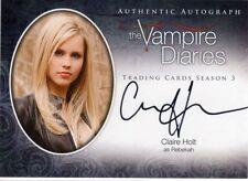 Claire Holt ++ Autogramm ++ The Vampire Diaries ++ The Originals