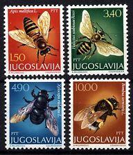2876 YUGOSLAVIA 1978 BEES **MNH