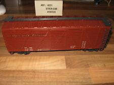 Spur 0 Rarität Atlas 6221 Viehwagen Armour Stock Express, Topzust. unbesp., OVP