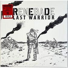 RENEGADE Last Warrior MLP 1979 British heavy metal NWOBHM reissue RED vinyl new