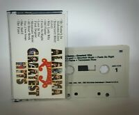 Greatest Hits [RCA] by Alabama (Cassette, Oct-1990, RCA)