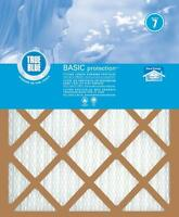 12 16x25X1 AIR FURNACE FILTER HVAC FILTERS USA MADE SALE 8143158 NEW CASE OF