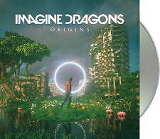"""Imagine Dragons """"origins"""" Deluxe Edition CD + 4 Bonus-Tracks NEU Album 2018"""