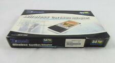 Zonet ZEW1502 802.11G 54 mbps Wireless Lan Cardbus Adaptador