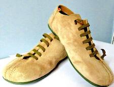 CAMPER Suede Lace Up Casual Shoes Men's Size EU 43