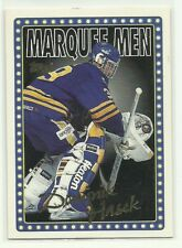 Dominik Hasek    1995-96 Topps Marquee Men Power Booster   Buffalo Sabres