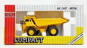 Joal Compact Caterpillar 1:70 Dumper Truck 773 - B Die Cast No. 223 NIB
