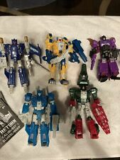 transformers titans return Lot Of 5