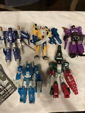 transformers titans return Lot Of 5