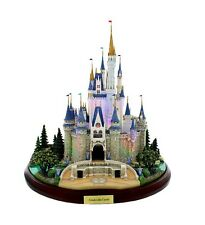 Disney Parks Olszewski Cinderella Castle Figure Main Street Miniature NEW IN BOX