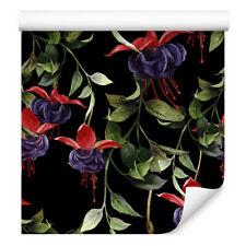 10m Rolle VLIES TAPETE Blumen Exotisch Pflanzen Blätter Natur Tropen XXL DK3038