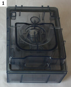 1 Befeuchtungskammer Philips Respironics System One  (von 2) - mit neuem Deckel