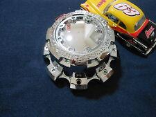 Ultra Motorsports Custom Chrome Wheel Center Cap Without Screws # 89-9880