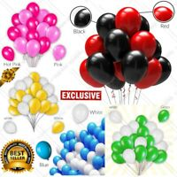 "12""LATEX BALLOONS Combination Helium Party, Birthday, Wedding, Christenin Ballon"