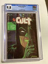 Batman The Cult 4 Cgc 9.8 Wp Dc Comics
