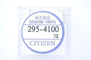 Citizen Eco Drive MT616 Knopfzellen 295-41 akku Solar rechargeable A310 A315