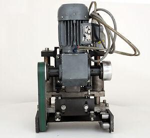 Drehstromgetriebemotor Getriebemotor WEG 230/400V 370 W 0,37 KW ZF 45 Sn.1948230