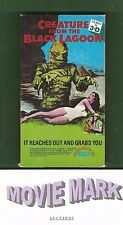 CREATURE FROM THE BLACK LAGOON 1954 (MCA Videocassette) 3-D includes glasses vhs