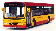 27508 EFE Wright Axcess Ultralow Scania L113CRL Bus Midland Classic 1:76 Diecast