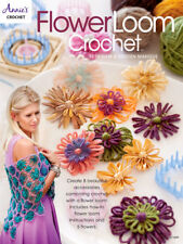 Flower Loom Crochet Patterns Accessories How To Annie's 2017 NEW