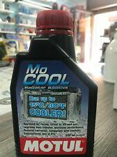Motul Additivo Antigelo per migliorare il Raffreddamento MoCool