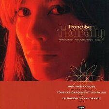 Françoise Hardy, Francoise Hardy - Greatest Recordings [New CD] France - Import