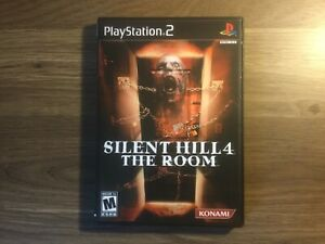 Replacement Case (NO GAME!) Silent Hill 4 - Sony Playstation 2