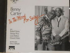 BENNY CARTER -In The Mood For Swing- CD JAPAN PRESSUNG